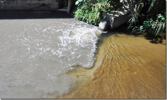 rio_conego_poluido pela ETE Olaria