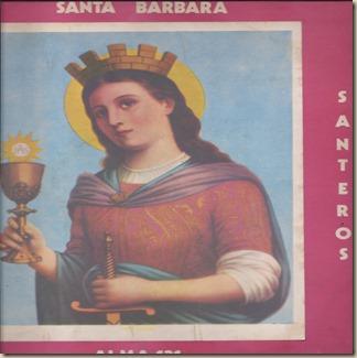 Santa Barbara Alma 131 Front