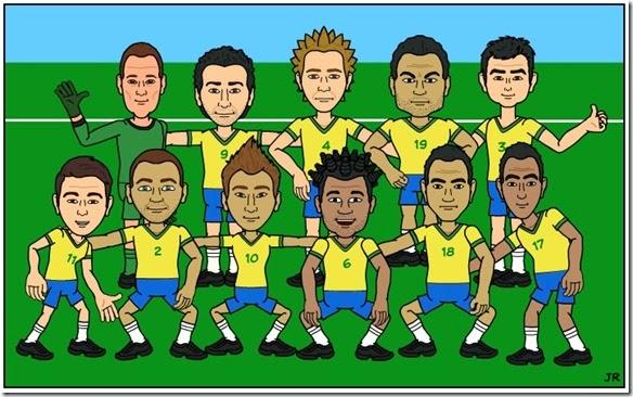 Edison - 0480 - Seleção Brasileira