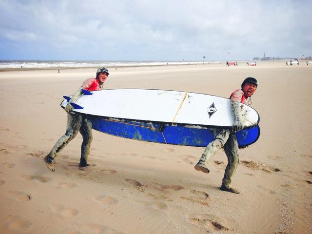 scheveningen surfing