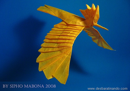 animais de papel origami desbaratinando  (27)