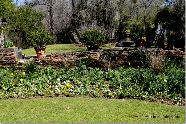 afton villa garden, st francisville, la