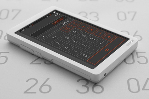 cowon-x9-calculator