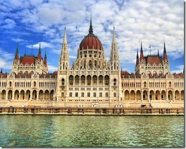 Gedung Parlemen Hungaria