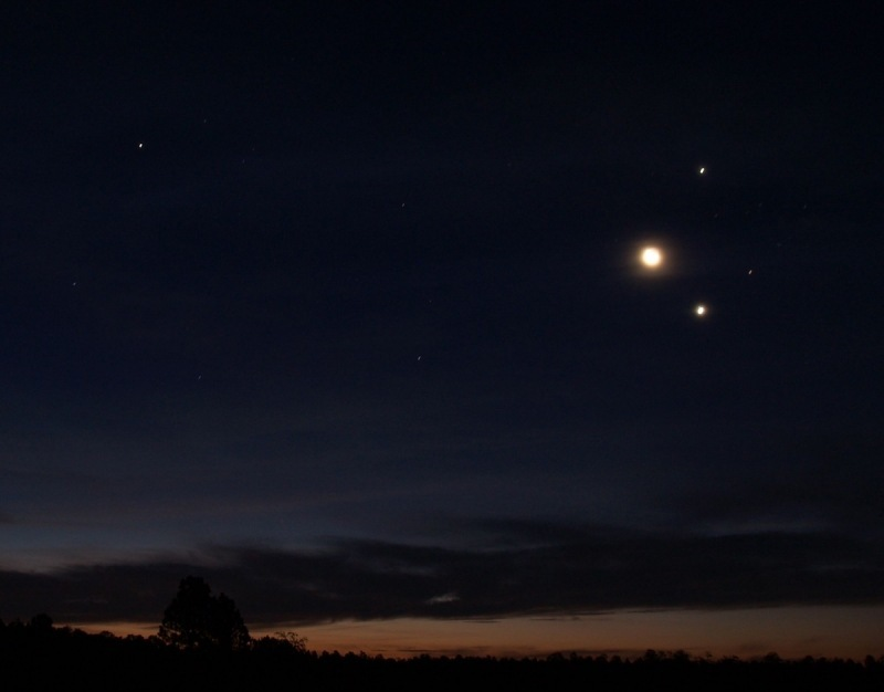 jupiter-venus-moon-new-mexico