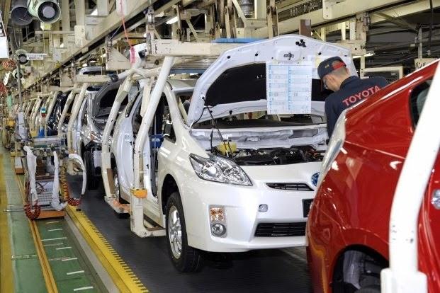 Η Toyota ανακαλεί 6.4 εκ. αυτοκίνητα