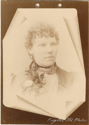 36 years old after hazels birth.  1889
