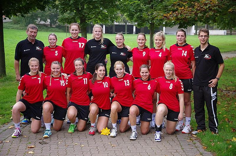 2. Damen 2014/2015