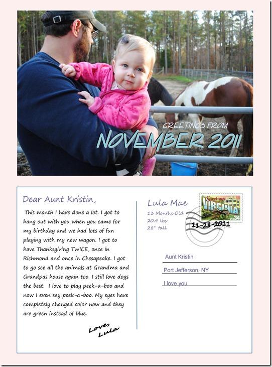 november postcard copy