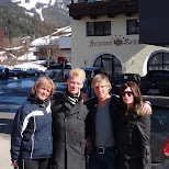 folks in austria in Seefeld, Tirol, Austria