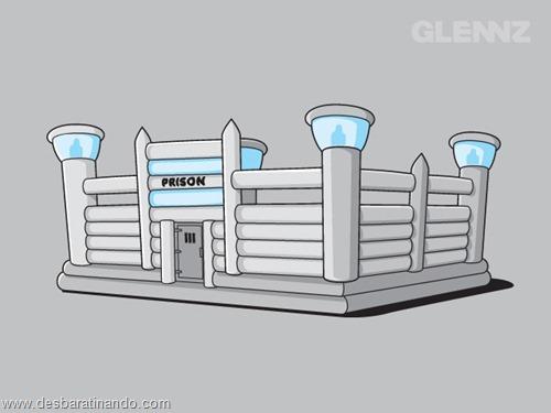 desenhos geeks gleen desbaratinando criativos nerds (2)