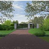 3d tuinontwerp Hardenberg