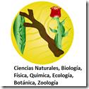 Ciencias naturales, Biología, Física, Química, Ecología, botánica, zoología, encuentralo en Naturawlizer