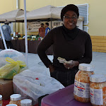 Miami- Little Haiti Farmers Market Launch-1/7/2012