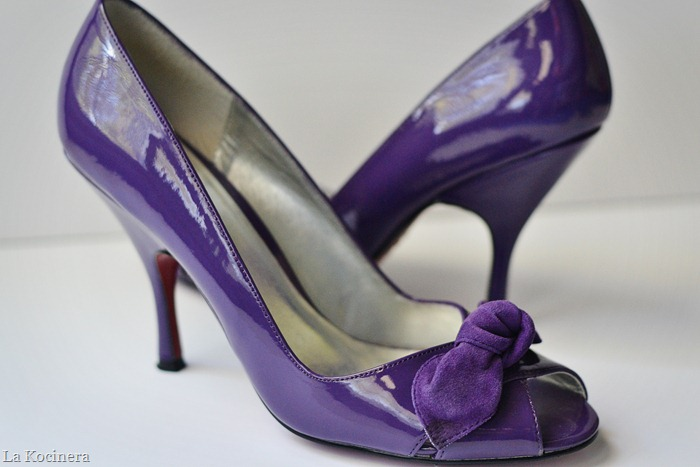 purple peep toes 2