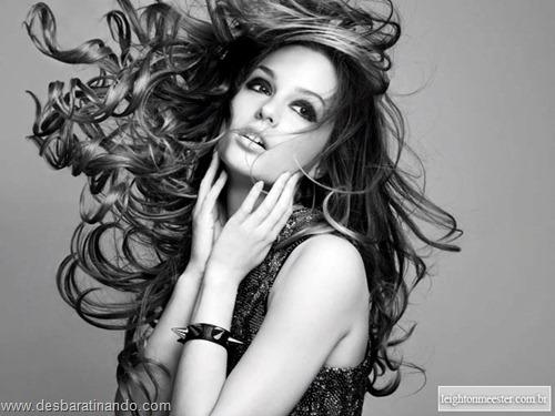 Leighton meester blair gossip girl garota do blog linda sensual desbaratinando  (182)