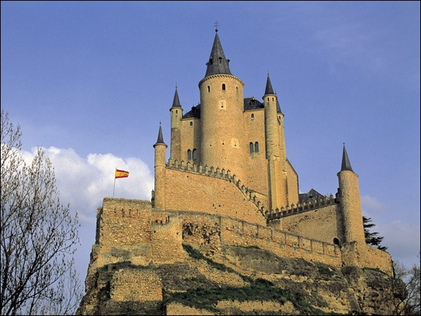 Alcazar_Tower_Segovia_Spain