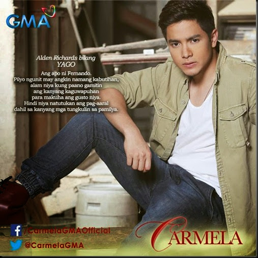 ALDEN RICHARDS IN CARMELA 2