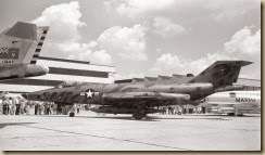 z54-1514 RF-101A-30-MC McAir Ramp RABurgess Jul-4-64