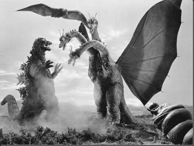 Godzilla vs King Ghidorah