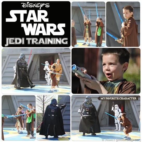Jedi Training 1