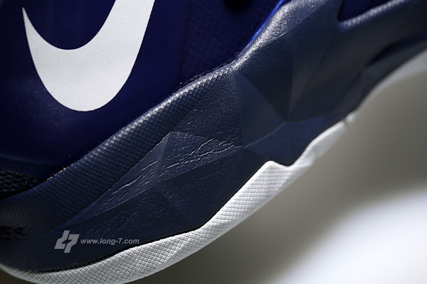 Nike Soldier VII 7 Deep Royal  Pure Platinum  Medium Navy