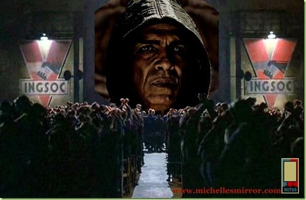 orwell obama devil