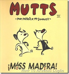 P00003 - Mutts  by Patrick McDonne