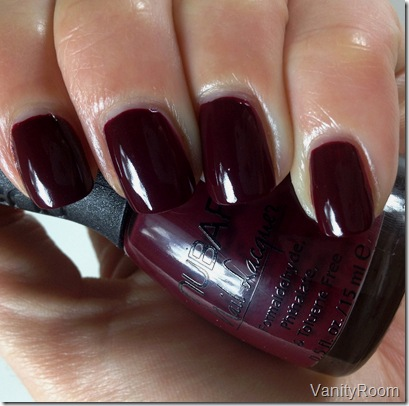 Vanityroom Pinot Moire By Nubar Nail Lacquer