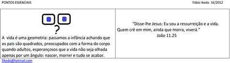 Pontos Essenciais - Geometria da Vida [www.coales.com.br]