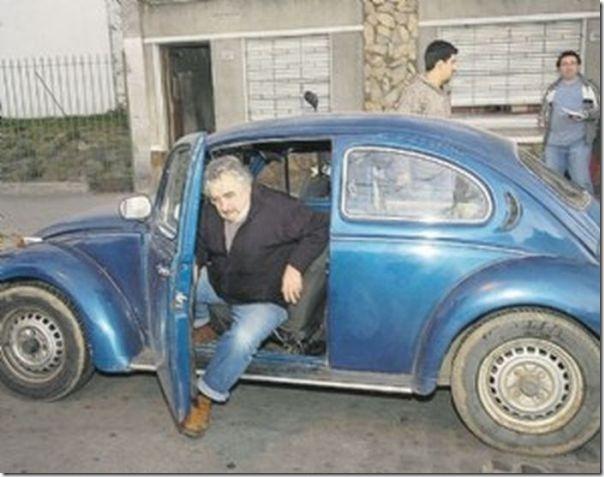 O Presidente do Uruguai José Mujica (11)