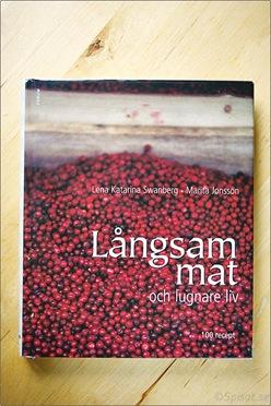 Långsammare mat - Swanberg Jonsson