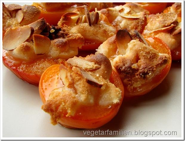 bakt aprikos