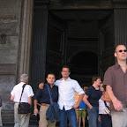 Saluti dal Pantheon di Roma. Giovanni e Calogero.jpg