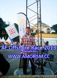bm-image-743405 Jens ÅF Offshore Race 2013 f.d Gotland runt. Med amorism