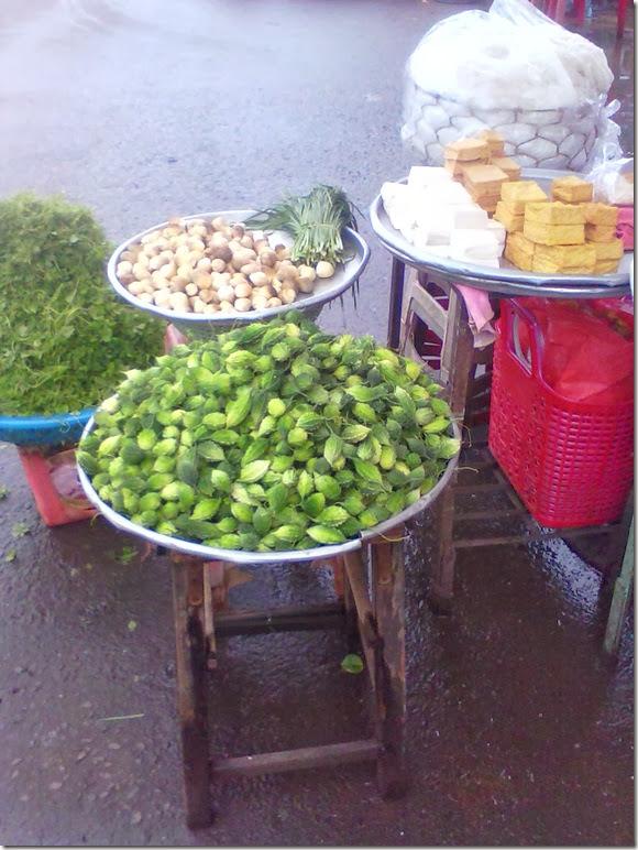 Khổ qua rừng tại chợ Cũ-Long Khánh