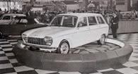 1965-2 Peugeot 204 break