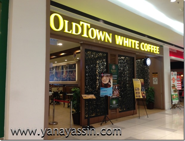 My Dulang Ramadan Old Town White Coffee  122