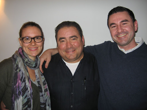 Jennifer McCoy and Greg Majors joined Emeril in studio.