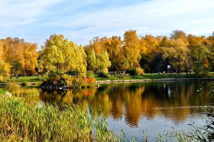 Ботанический сад Москва