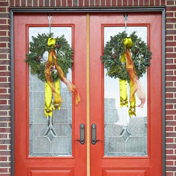 Christmas Door Decorating 5 Christmas Door Decorating Ideas