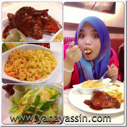 Kenny Rogers Roasters BBQ Go Spicy 119