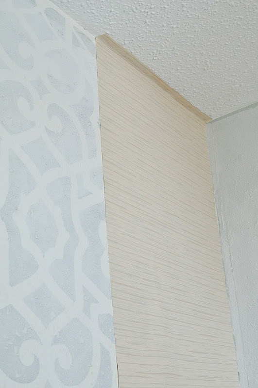 Putting wallpaper on your walls doesn't have to be intimidating. This post makes wallpaper application approachable and manageable, plus it's an easy way to class-up small spaces!