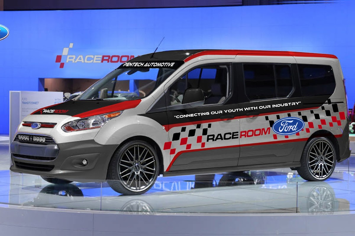 Ford tourneo connect tuning