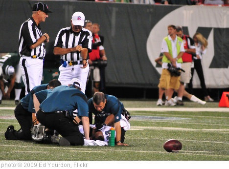 'Football: Jets-v-Eagles, Sep 2009 - 38' photo (c) 2009, Ed Yourdon - license: http://creativecommons.org/licenses/by-sa/2.0/
