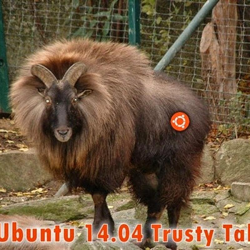 Svelato il nome e la roadmap di Ubuntu 14.04: c'è un caprone in arrivo.