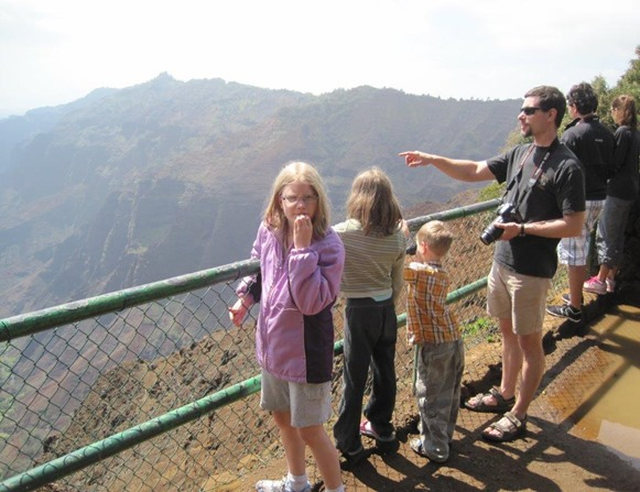 To Waimea Canyon (47)