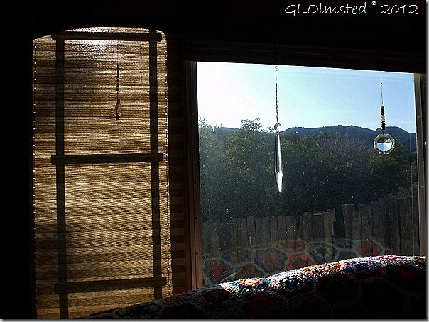01 View out back window with shadow & crystals Yarnell AZ (1024x768)
