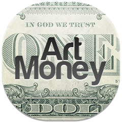 making money art