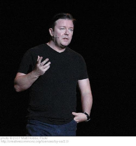 'Ricky Gervais @ Tribeca Performing Arts #2' photo (c) 2007, Matt Hobbs - license: http://creativecommons.org/licenses/by-sa/2.0/